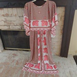 Emilio Pucci l Vtg Cover up/Nightgown/Dress